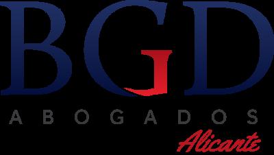 BGD Abogados Alicante Retina Logo